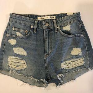 Lovers + Friends denim shorts